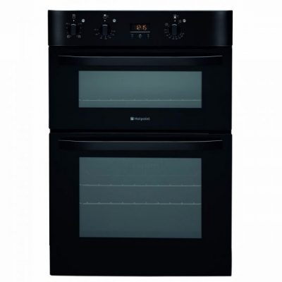hotpoint double oven dh53ks