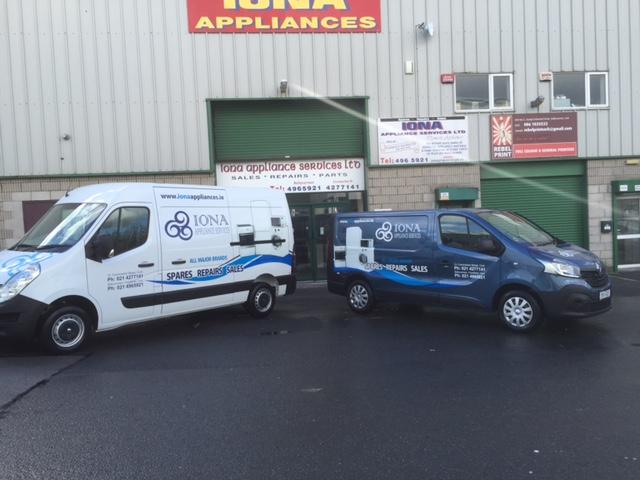 Iona Appliance Services Grows Service Fleet